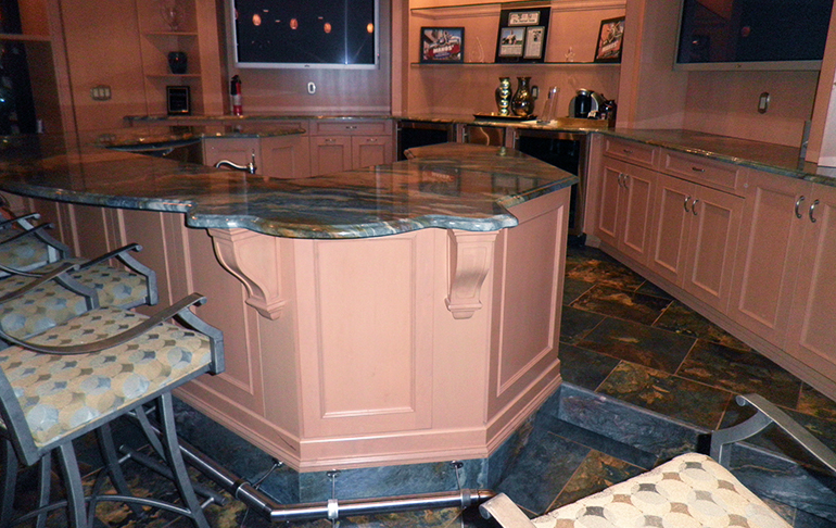 custom kitchen bath design by kitchens by frank in toms river nj